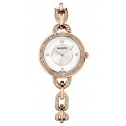 Buy Women's Swarovski Watch Aila White Rose Gold Tone 1094379