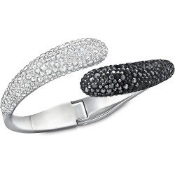 Women's Swarovski Bracelet Louise Black and White 5017138