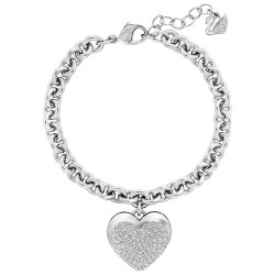 Buy Women's Swarovski Bracelet Even 5190063 Heart