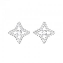 Buy Women's Swarovski Earrings Sparkling Dance 5364218