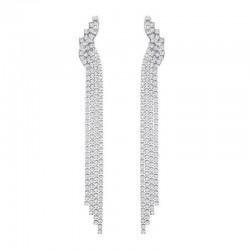 Women's Swarovski Earrings Fit 5409450
