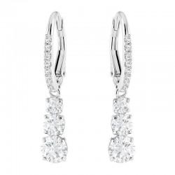 Buy Women's Swarovski Earrings Attract Trilogy Round 5416155