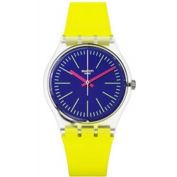 Buy Unisex Swatch Watch Gent Accecante GE255