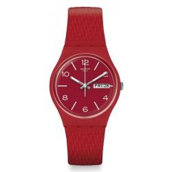 Unisex Swatch Watch Gent Lazered GR710