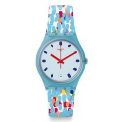 Buy Women's Swatch Watch Gent Prikket GS401