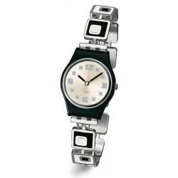 Women's Swatch Watch Lady Chessboard LB160G