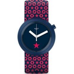 Buy Women's Swatch Watch LillaPOP PNN100