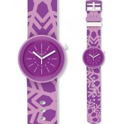 Buy Women's Swatch Watch FlocPOP PNP102