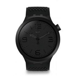 Buy Men's Swatch Watch Big Bold BBBlack SO27B100
