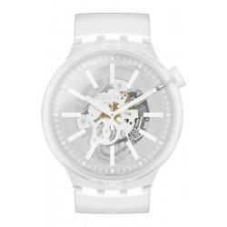 Buy Swatch Watch Big Bold Whiteinjelly SO27E106