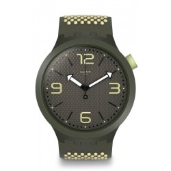 Men's Swatch Watch Big Bold BBBlanco SO27M102