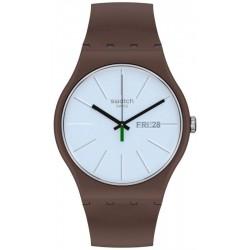 Unisex Swatch Watch New Gent Laki SO29M701