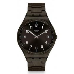 Buy Mens Swatch Watch Skin Irony Skin Suit Black SS07B100G