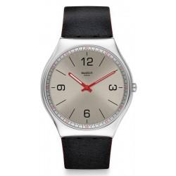 Buy Mens Swatch Watch Skin Irony Skinmetal SS07S104