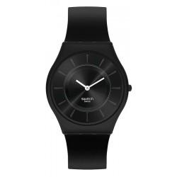 Unisex Swatch Watch Skin Classic Liquirizia SS08B100