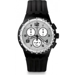 Buy Men's Swatch Watch Chrono Plastic Nocloud SUSB103 Chronograph