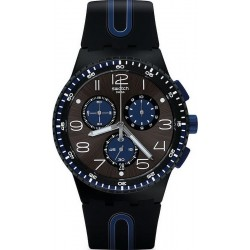 Buy Men's Swatch Watch Chrono Plastic Kaicco SUSB406 Chronograph