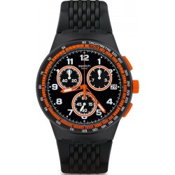 Buy Men's Swatch Watch Chrono Plastic Nerolino SUSB408 Chronograph