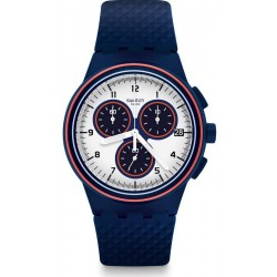 Buy Men's Swatch Watch Chrono Plastic Parabordo SUSN412 Chronograph