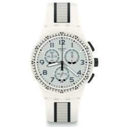 Buy Unisex Swatch Watch Chrono Plastic Escalator SUSW408 Chronograph