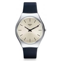 Buy Unisex Swatch Watch Skin Irony Skinazul SYXS115