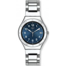 Buy Men's Swatch Watch Irony Big Blue Pool YGS474G