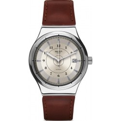 Buy Men's Swatch Watch Irony Sistem51 Sistem Earth YIS400 Automatic