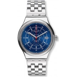 Buy Men's Swatch Watch Irony Sistem51 Sistem Boreal YIS401G Automatic