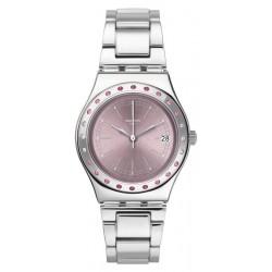 Women's Swatch Watch Irony Medium Pinkaround YLS455G