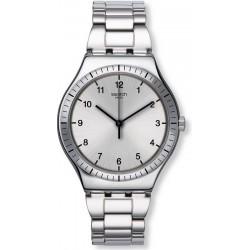 Buy Men's Swatch Watch Irony Big Classic Zio Argento YWS100G