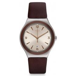 Buy Mens Swatch Watch Irony Big Classic OChoco YWS450