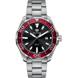 Buy Tag Heuer Aquaracer Men's Watch WAY101B.BA0746 Quartz