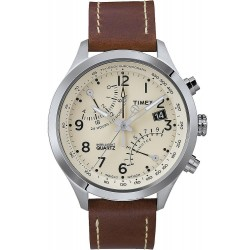 Buy Men's Timex Watch Intelligent Quartz Fly-Back Chronograph T2N932