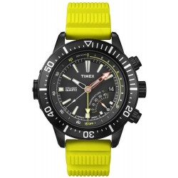 Buy Men's Timex Watch Intelligent Quartz T2N958 Depth Meter