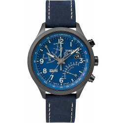Buy Men's Timex Watch Intelligent Quartz Fly-Back Chronograph T2P380