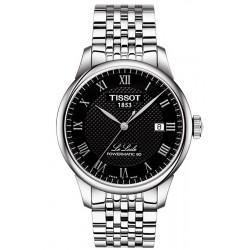 Men's Tissot Watch T-Classic Le Locle Powermatic 80 T0064071105300