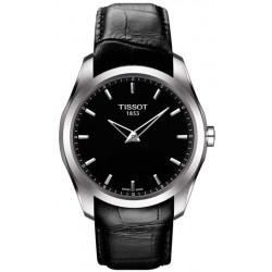 Men's Tissot Watch T-Classic Couturier Secret Date T0354461605100