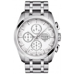 Buy Men's Tissot Watch Couturier Automatic Chronograph T0356141103100