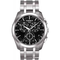 Men's Tissot Watch T-Classic Couturier Chronograph T0356171105100