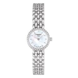 Buy Women's Tissot Watch Lovely T0580096111600 Diamonds Mother of Pearl