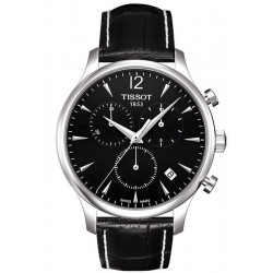 Men's Tissot Watch T-Classic Tradition Chronograph T0636171605700