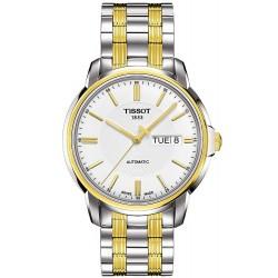 Men's Tissot Watch T-Classic Automatics III T0654302203100