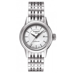 Buy Women's Tissot Watch T-Classic Carson Automatic T0852071101100