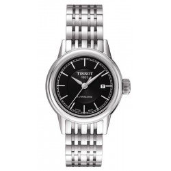 Buy Women's Tissot Watch T-Classic Carson Automatic T0852071105100