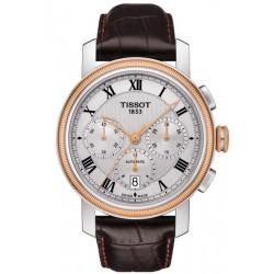 Buy Men's Tissot Watch Bridgeport Automatic Chronograph Valjoux T0974272603300