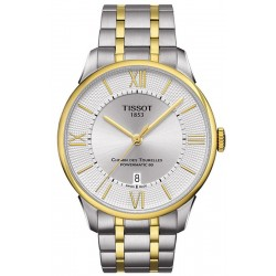 Buy Men's Tissot Watch Chemin Des Tourelles Powermatic 80 T0994072203800