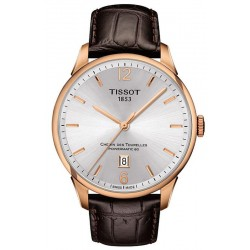 Buy Men's Tissot Watch Chemin Des Tourelles Powermatic 80 T0994073603700