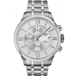 Buy Men's Tissot Watch Chemin des Tourelles Automatic Chronograph T0994271103800