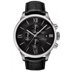 Buy Men's Tissot Watch Chemin Des Tourelles Automatic Chronograph T0994271605800