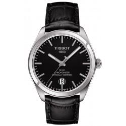 Men's Tissot Watch T-Classic PR 100 COSC Quartz T1014511605100